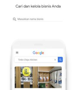 Google Bisnisku - Nama Usaha