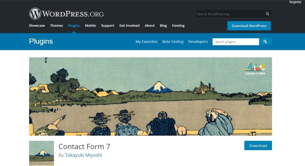 Photo of Cara Mudah Membuat Formulir Kontak Website dengan Contact Form 7