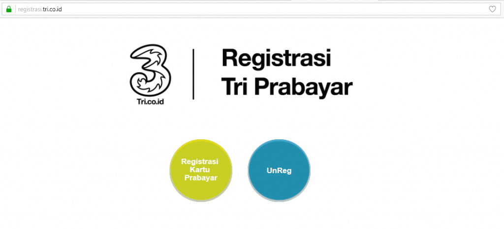 Cara Cek Status Registrasi dan UnReg Nomor Hp