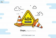 Photo of Cara Mudah Mengatasi Error 404 Not Found di WordPress
