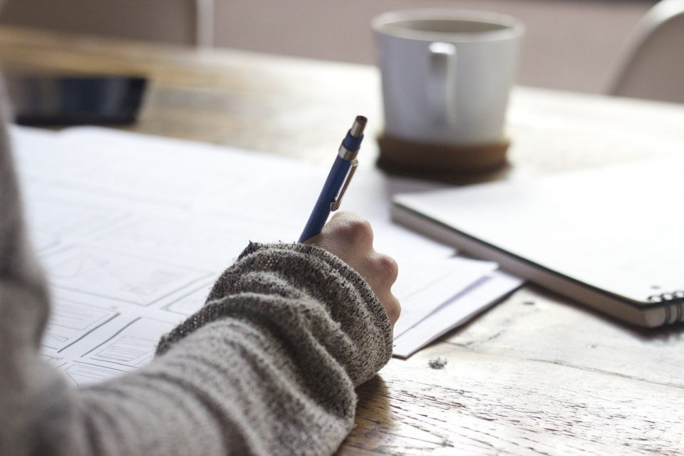 Melatih Kemampuan Menulis yang Friendly