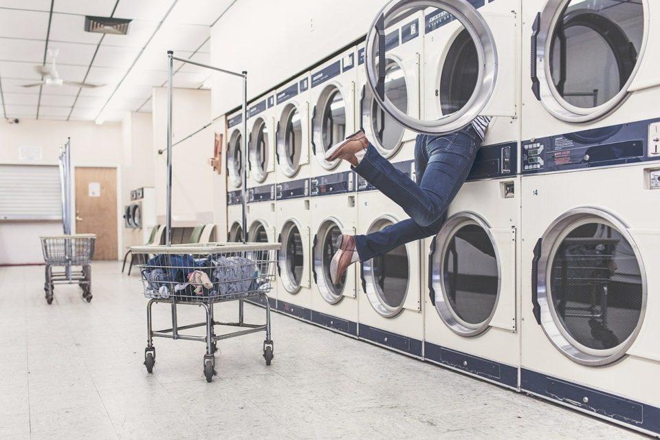 bisnis anak muda laundry